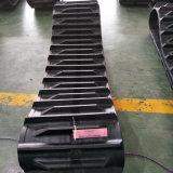 Tipos Yanmar partes separadas da Colheitadeira de esteiras de borracha 500/90aw/54