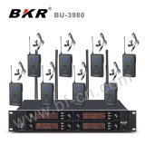 Bu-3980 professionnel Système de microphone de conférence sans fil UHF