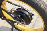Bafang 중앙 모터를 가진 바닷가 함 전기 뚱뚱한 자전거 48V 750W