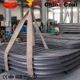 """Soporte de acero de acero del soporte del soporte 25 del túnel en forma de """"U"""" de la explotación minera"""