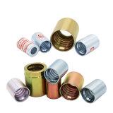 Nessun-Raschiare il puntale di gomma idraulico d'acciaio del connettore del montaggio di tubo flessibile del professionista 20 del puntale
