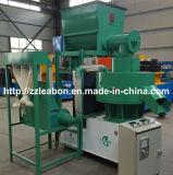 El desecho de madera del uso de Bulgaria registra la máquina de madera del molino de la pelotilla
