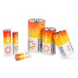 batteria a secco primaria ultra alcalina di 6lr61 9V