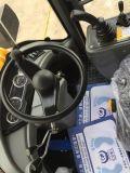 Carregador da roda de Shandong do carregador da parte frontal do carregador da roda mini
