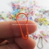 De snelle Voor consumptie geschikte 22mm Kleurrijke Veiligheidsspeld van de Pompoen van het Metaal