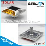 75mm Road LED luces solares de levas con control solar