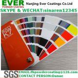 Ral7038 que curam a textura da pintura do revestimento do pó do forno terminam eletrostático