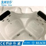 4 personnes Capacité Nous Hot-Seller acrylique Lucite Spa Hot Tub (M-3372)