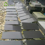 Il basalto di Black&Grey smerigliatrice le mattonelle decorative del basalto della parete delle mattonelle della piscina delle mattonelle di pavimento