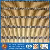 En acier inoxydable décoratifs Woving Wire Mesh