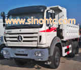 BEIBEN 6X4 25 toneladas de carro de descargador