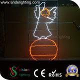 Motiv-Rahmen-Licht der Qualitäts-im Freien Weihnachtsdekoration-LED