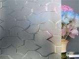 2mm, 3mm, 4mm, 5mm, glace modelée décorative de 6mm