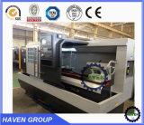 Машина lathe системы CNC Fanuc с high speed