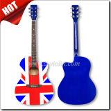"""Del """" guitarra acústica mejor color de encargo cortado 39 (AF227A)"""