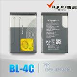 Batterie de téléphone de Bl-4d pour Nokia