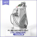 IPL multifonction Ce médicale approuvé l'Epilation Permanente pour la maison ou un SPA de la machine utilisée avec lampe remplaçable