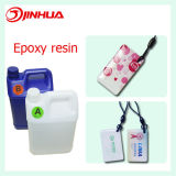 Résine époxy transparente à colle époxy pour carte à puce