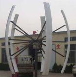 15kw het verticale Systeem van de Generator van de Wind van de As