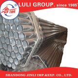 Оголенное ERW, гальванизированная, смазанная пробка стали стальной трубы углерода структурно круглая Pre-Гальванизированная
