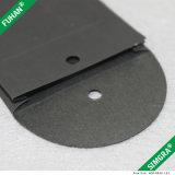 Saco de botão de papel de reposição exclusivo de cor preta