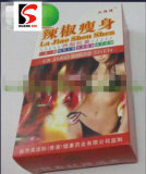 Píldoras herbarias de la pérdida de peso de Jiao Shou Shen del La