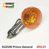 Luz de Winker Turnning de la pieza de la motocicleta Ww-7161 para Gn125