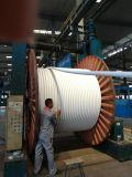구리 PVC/XLPE에 의하여 격리되는 철강선 기갑 고압선
