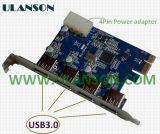 4port USB3.0 카드 (ULS-P3U4)에 PCI/E