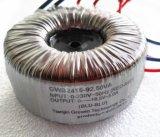 산업 통제를 위한 토로이드 변압기의 아래 세우십시오