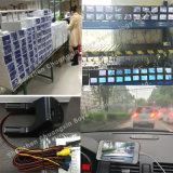 Carro escondido HD cheio DVR do controle de WiFi da instalação para o indicador do APP do telefone móvel, registrador de viagem da tâmara do veículo 1080P