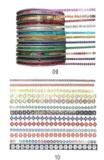 Los bordados de lentejuelas