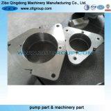 La pompe en acier inoxydable pièces de rechange des pièces de machines