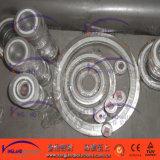 (KLG402) Garniture spiralée de blessure avec la boucle intérieure