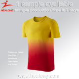 Il nuovo uomo all'ingrosso di Healong tutta la pallacanestro di marchio mette in mostra le magliette
