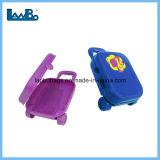Los niños personalizado maletín de plástico barato Mini Toy