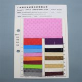 Estrutura Multicolor couro artificial de couro sintético gravado do saco do plutônio