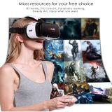 2016 caso di realtà virtuale 3D Vr con il regolatore del periferico di Bluetooth