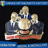 良質のカスタム金属選手権メダル