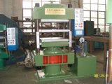 Machine en caoutchouc de moulage par compression/presse hydraulique