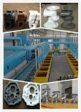 분실된 거품 주물 장비 및 분실된 거품 프로세스 모래 주물