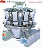 Peseur intelligent de Multihead pour la machine à emballer