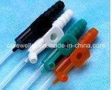 Cateter de sucção de PVC esterilizado descartável médico
