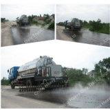 Carro del distribuidor del asfalto de Sinotruk HOWO 4X2 5cbm