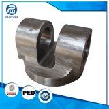 Todos os tipos do CNC do material do aço de liga que faz à máquina o OEM