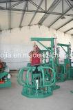 Riga di ricostruzione della strumentazione del pneumatico usata processo freddo