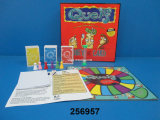 Jogos de cartas educacionais de Quelf The Unpredictable Party Game Toys (256927)
