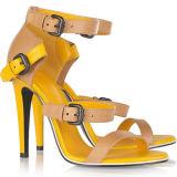 سيادة أنيقة [شوس], [جنوين لثر] [هي هيل] أحذية (230)