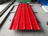 Colorare gli strati d'acciaio del tetto ondulati zinco rivestito