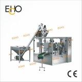 粉乳の回転式包装機械